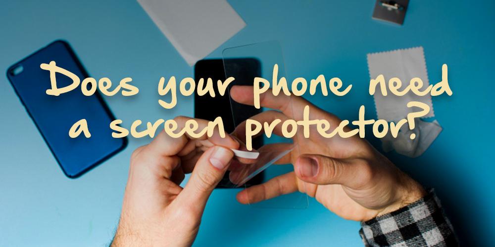 OmniTech Screen Protector